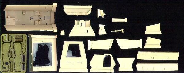 Plus Model 119 1/35 Sd Kfz 250/3 NEU Conversion First Look