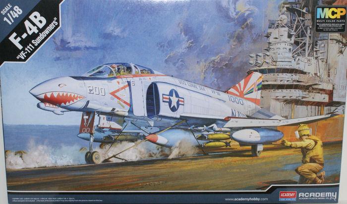Academy 12232 1/48 F-4B Phantom II 'VF-111 ...