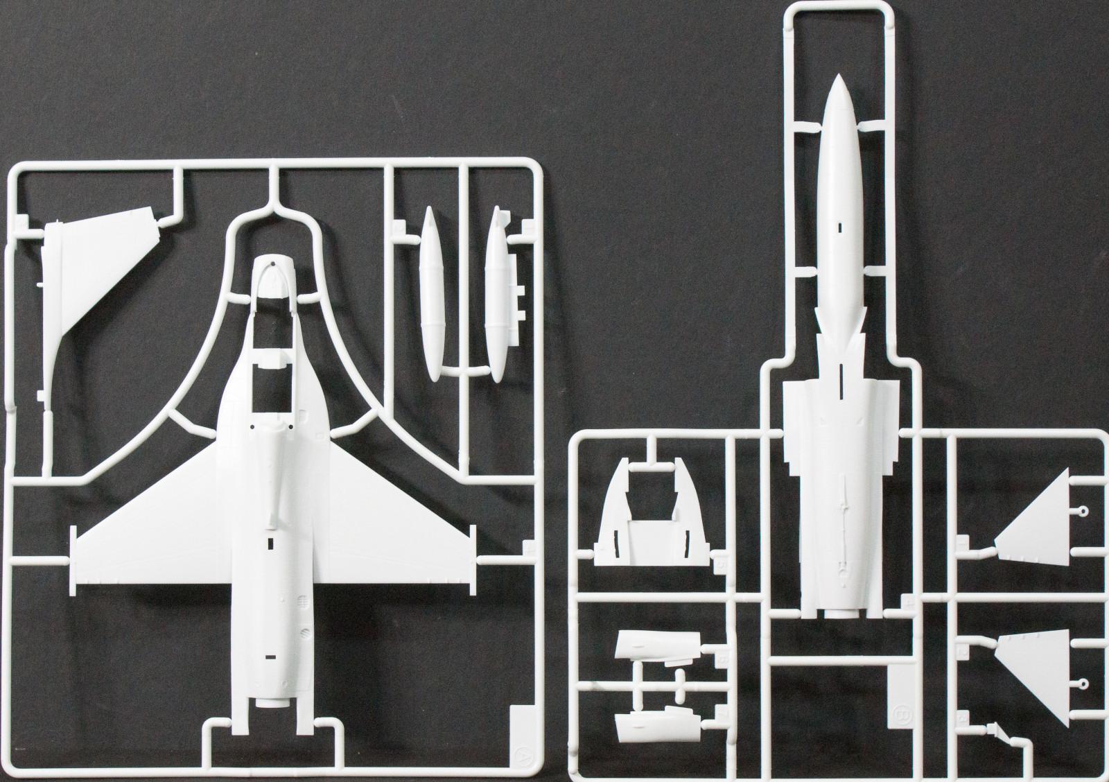 Academy 12519 1/72 KAI T-50 Golden Eagle Kit First Look
