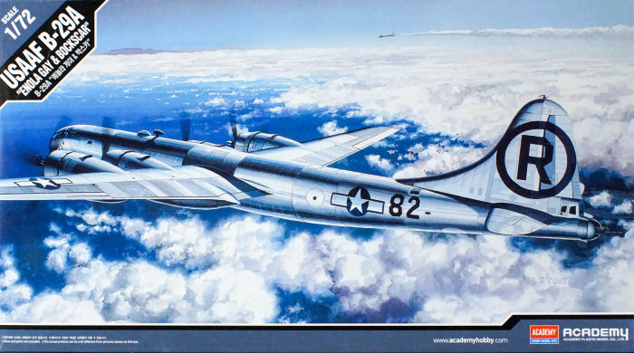 B-29 Superfortress 'Enola Gay/Bockscar' Kit