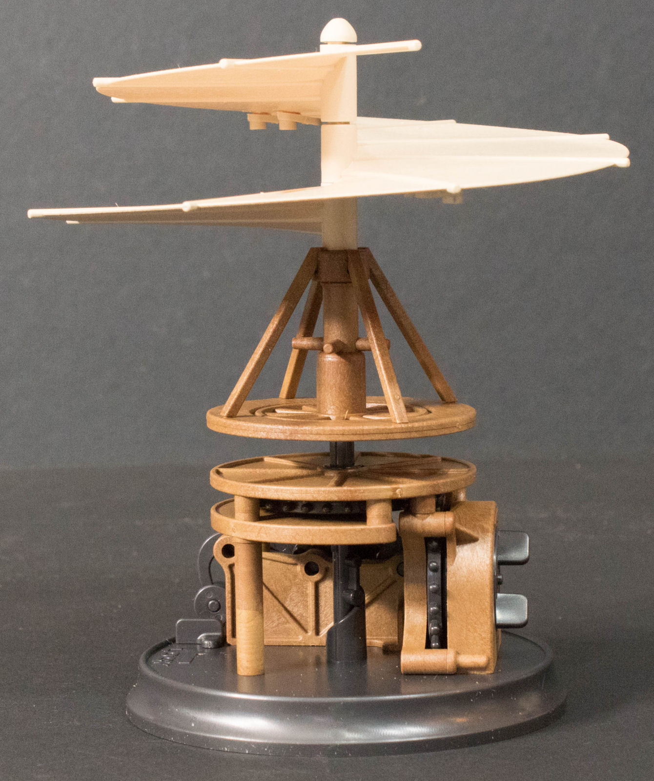 Academy 18159 Da Vinci Helicopter Kit First Look