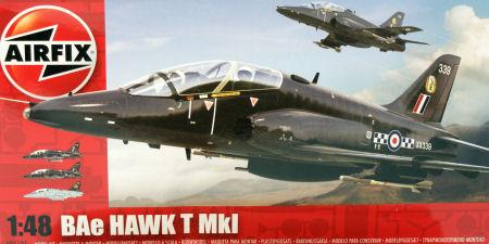 Airfix 5121 1 48 Hawk T Mk 1 Kit First Look