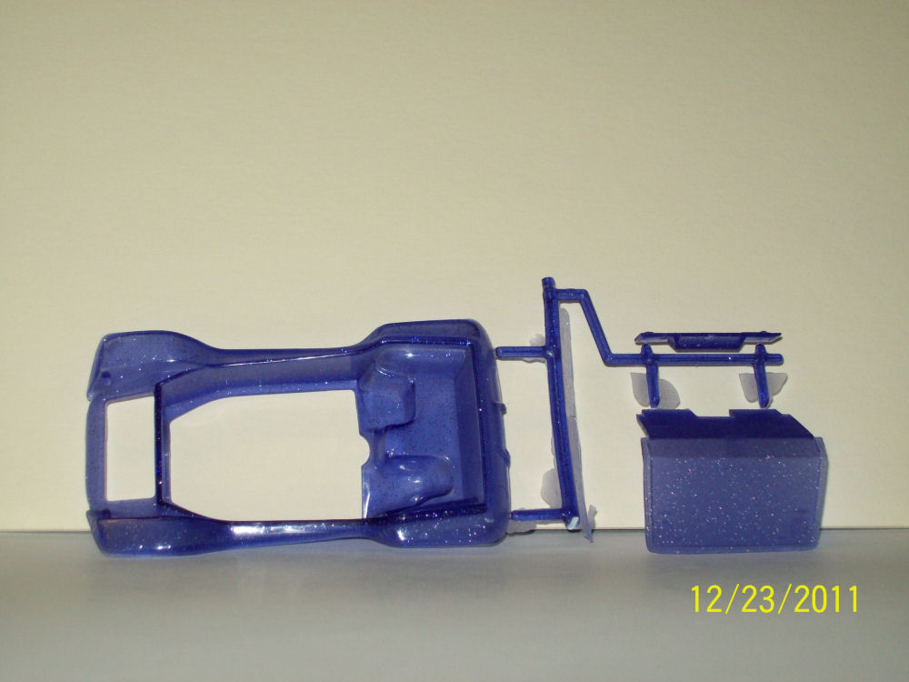 Manx meyers buggy 1968 soft roof blue 1:18 auto stradali scala solido