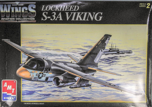 Amt 8634 1 48 S 3a Viking Kit First Look