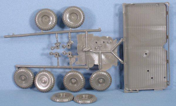 Glencoe 5401 1 15 M274 Mechanical Mule Kit First Look