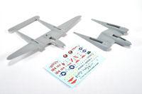 Hobbyboss 80284-1:72 P-38L-5-L0 Lightning Neu