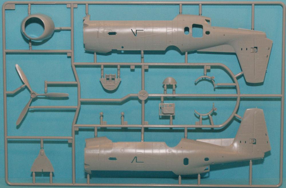 Hobby Boss 80331 148 Avenger MkI Kit First Look