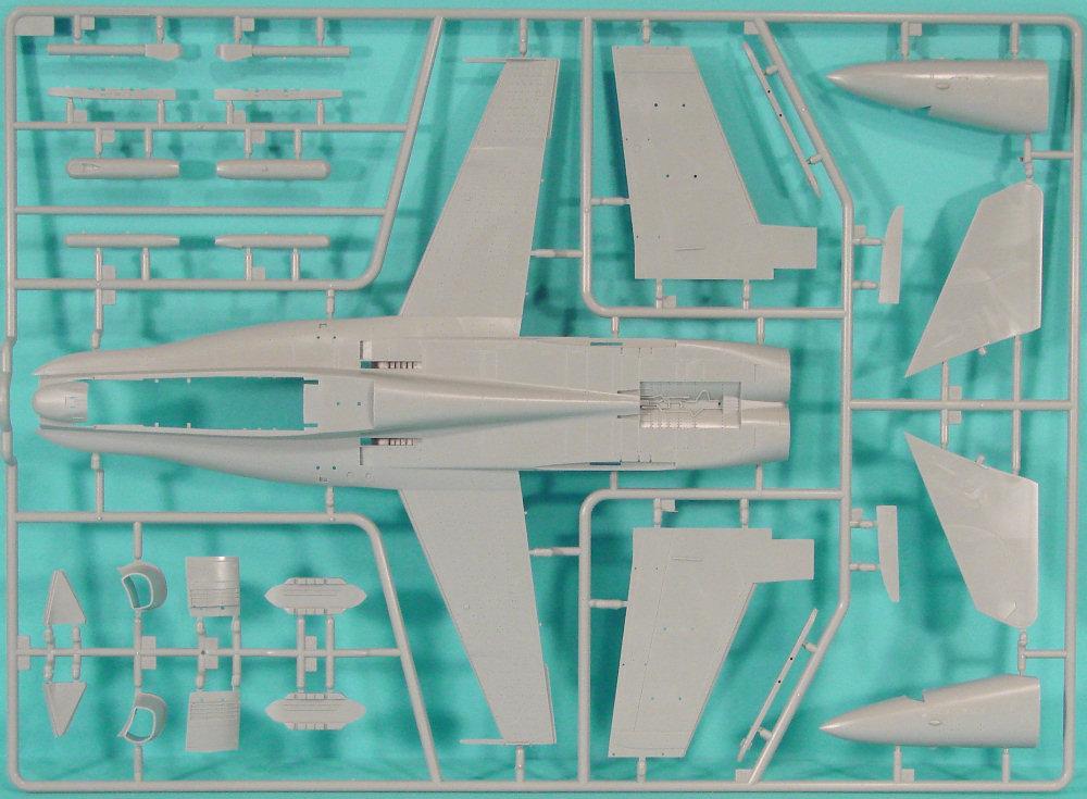 Hobby Boss 80320 1/48 F/A-18A Hornet Kit First Look