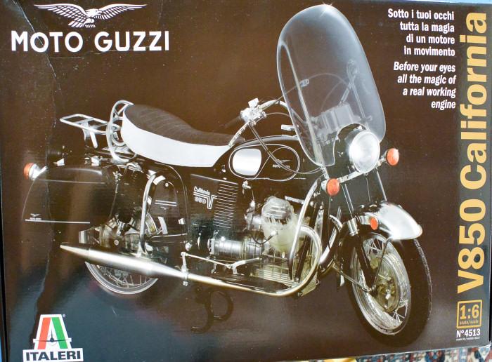 Moto Guzzi V850 California Kit