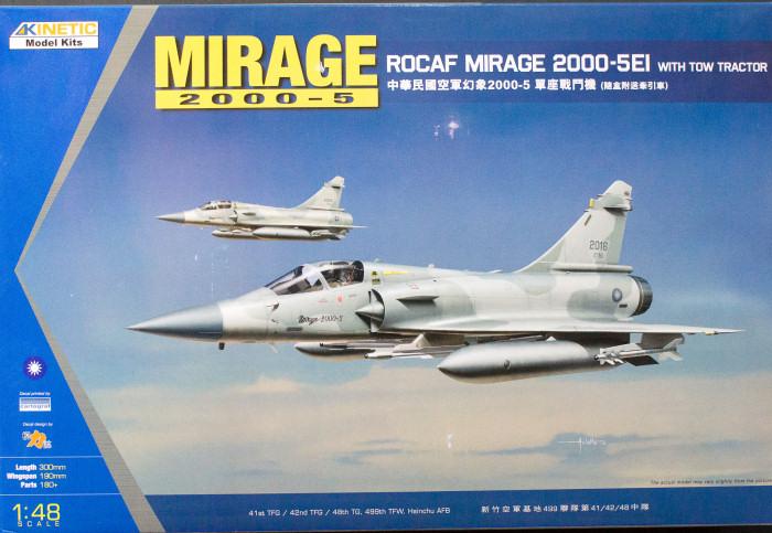 Mirage 2000-5 Kit