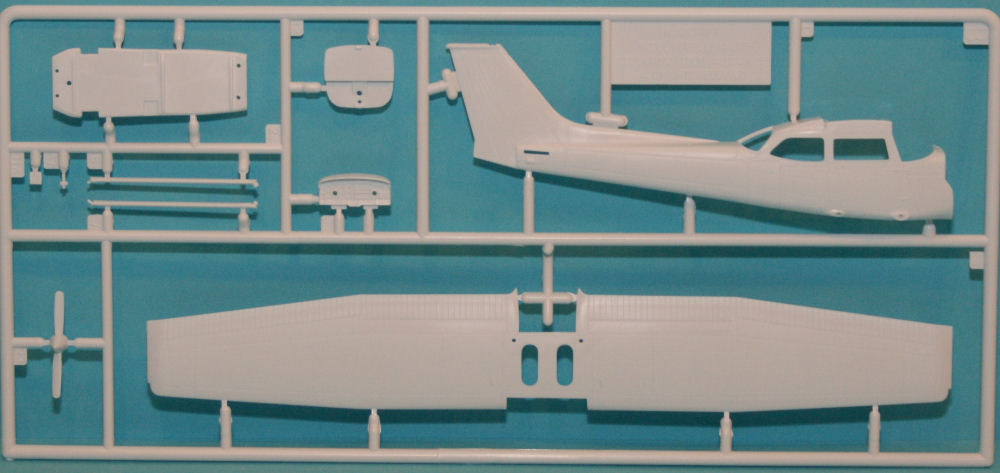 Minicraft 11646 1 48 Cessna T 41 Mescalero Kit First Look