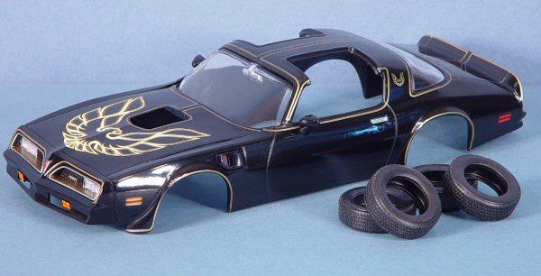 New Car Symbols >> Revell 85-1562 1/24 '77 Firebird 'Smokey & the Bandit' Kit First Look