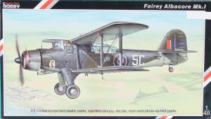 II Special Hobby 100-SH48084-1:48 Fairy Albacore Mk