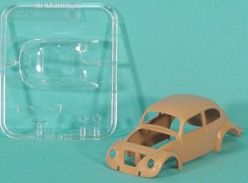 tamiya   volkswagen type  staff car kit