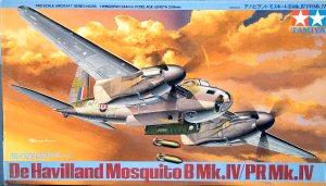 Tamiya 1//48 Dehavilland Mosquito IV 61066