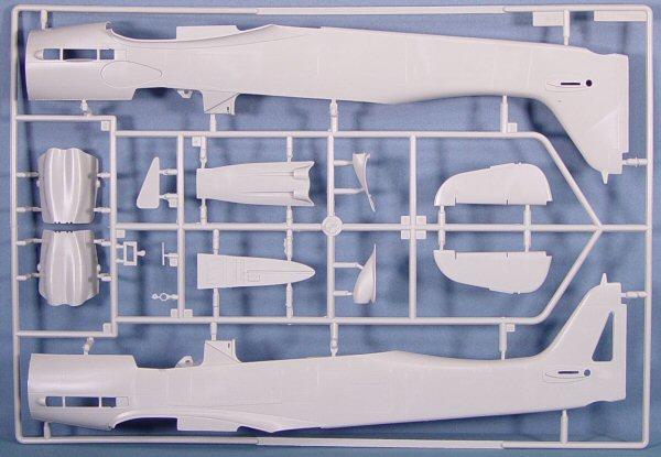 Trumpeter 02411 1//24 Focke-wulf Fw190 D-9
