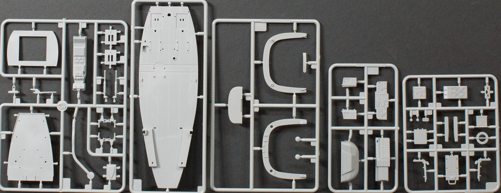 Return to the Trumpeter 05107 1/35 HH-65C Dolphin First Look