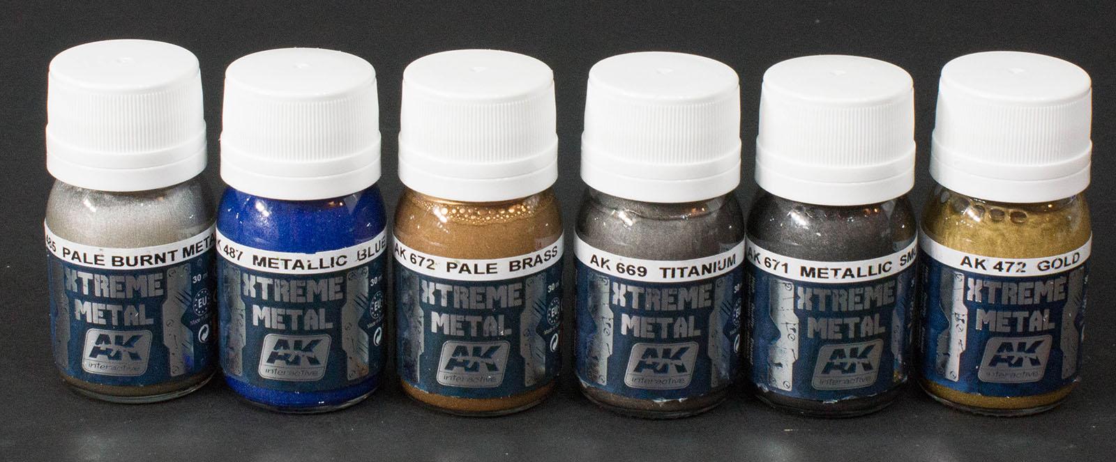 Interactive Xtreme Metal Colors Paint Review
