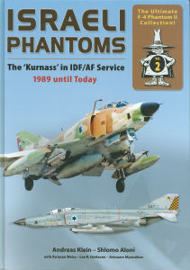 Israeli Phantoms Volume 2 Book Review