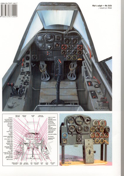 me 262 cockpit coloring pages - photo#7