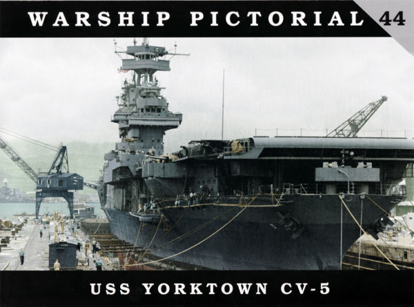 uss yorktown cv 5 book review