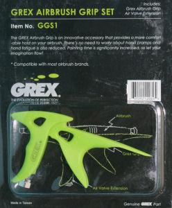 Grex Airbrush Grip Set