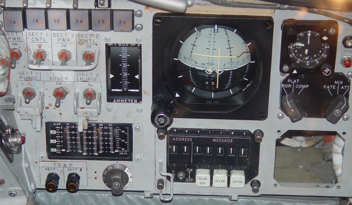 gemini spacecraft cockpit - photo #31