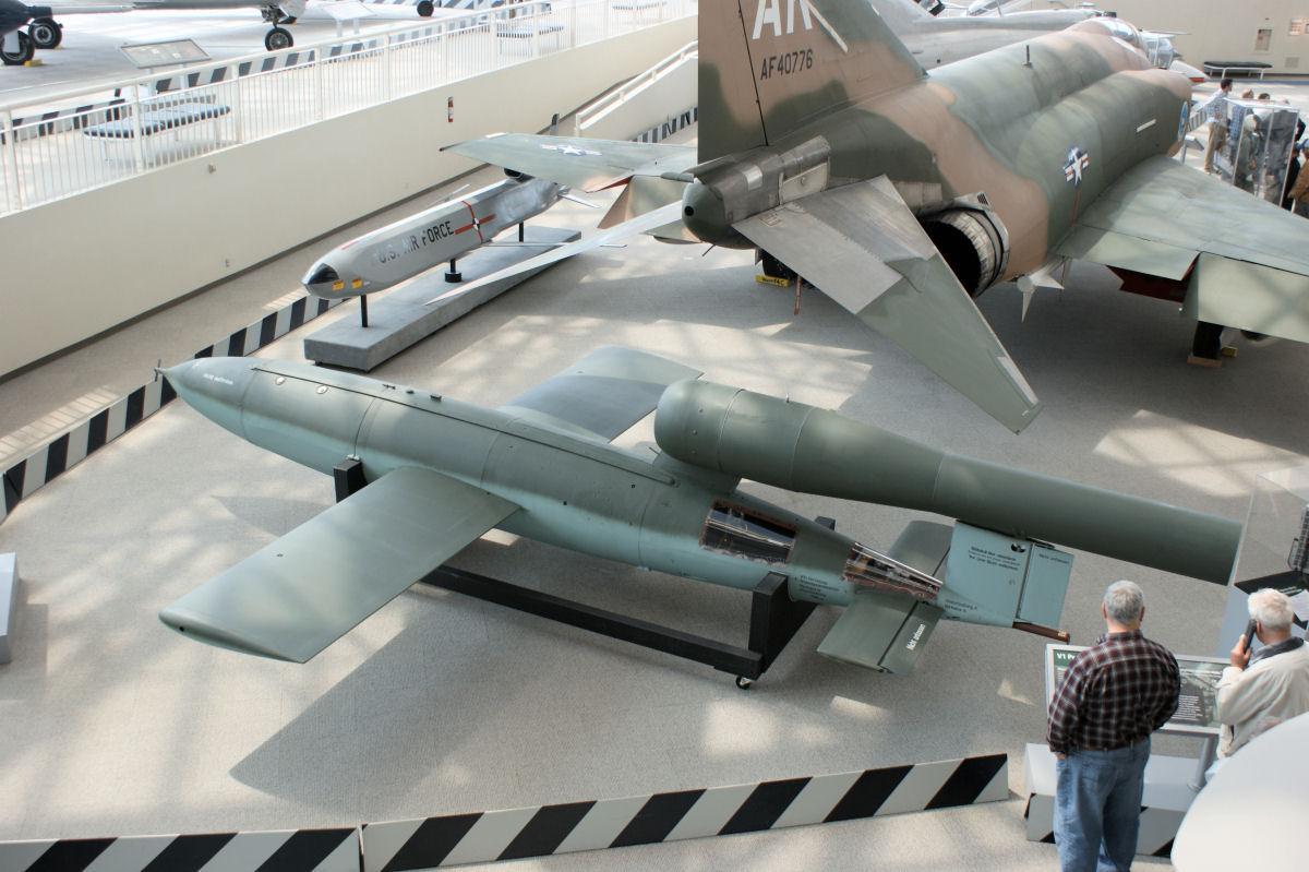 V 1 Fi 103 Buzz Bomb Photo Gallery