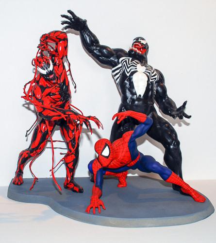CultTVman Science Fiction 2014 - 1/6 Spiderman/Venom ...