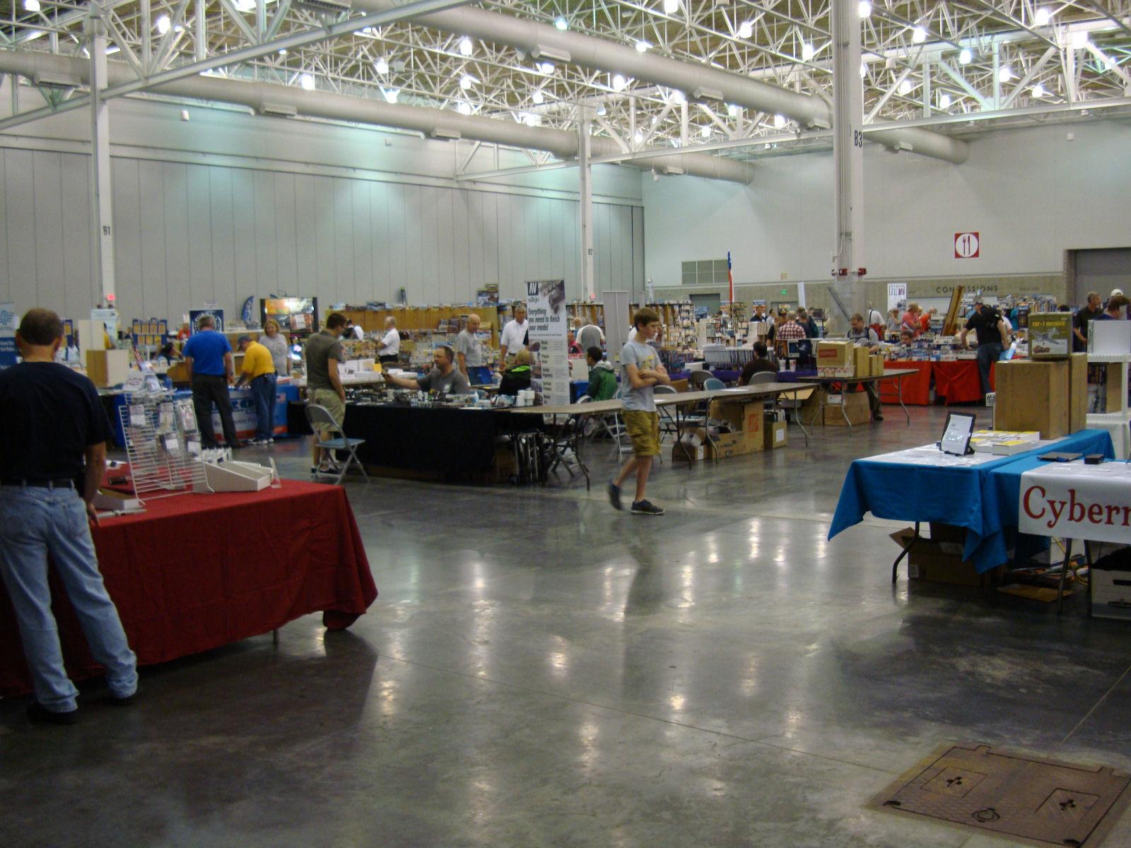 Ipms Usa National Convention 2014 Vendor Room Photo 019